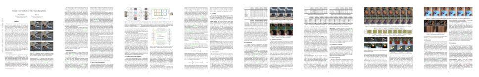 Simon Niklaus - Context-aware Synthesis for Video Frame Interpolation